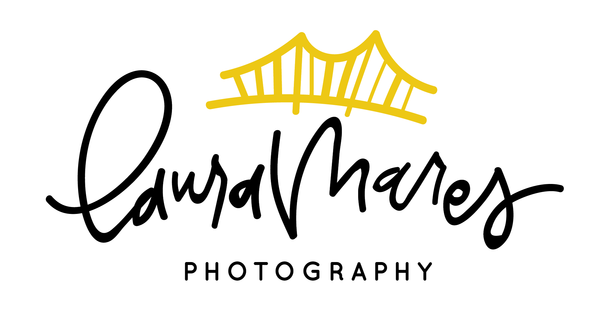 laura mares photography logo