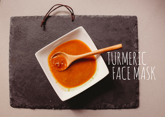 Read more about the article Turmeric Face Mask