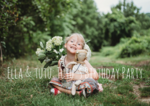 Read more about the article Ella & Tutu – Tutu's 2nd Birthday Party