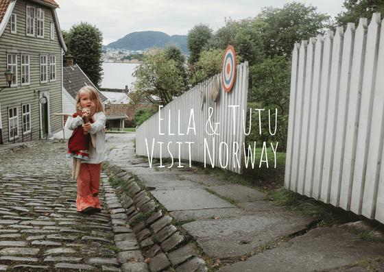 Ella & Tutu Visit Norway