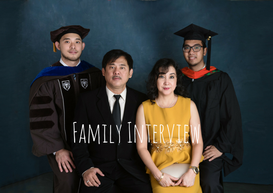 Family Spotlight – Family and Engagement Portraits