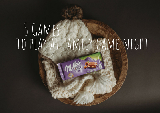 5 Great Games to Play at Family Game Night