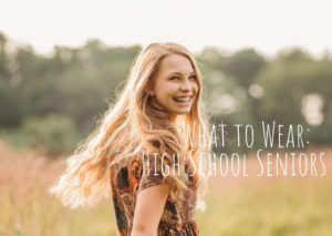 Fashion Tips for High School Seniors