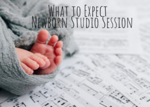 What to Expect at Your Newborn Studio Session