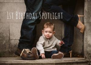 1st Birthday Spotlight – Pittsburgh Child Photographer