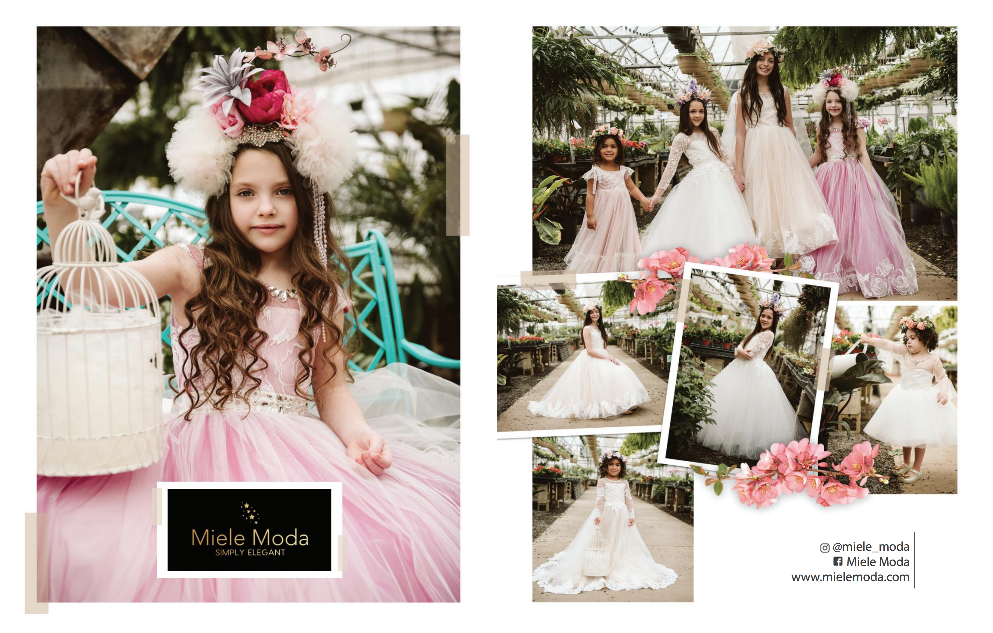 Child Fashion Photoshoots with KidFash Magazine