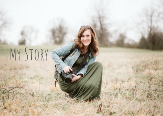 My Story · Pittsburgh Lifestyle Photographer