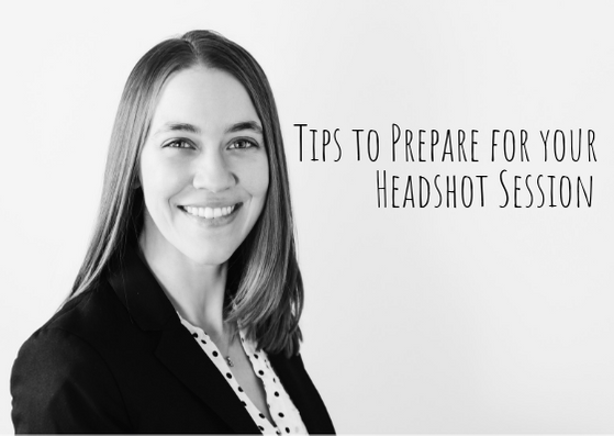 6 Tips to Help you Prepare for your Head Shot Session