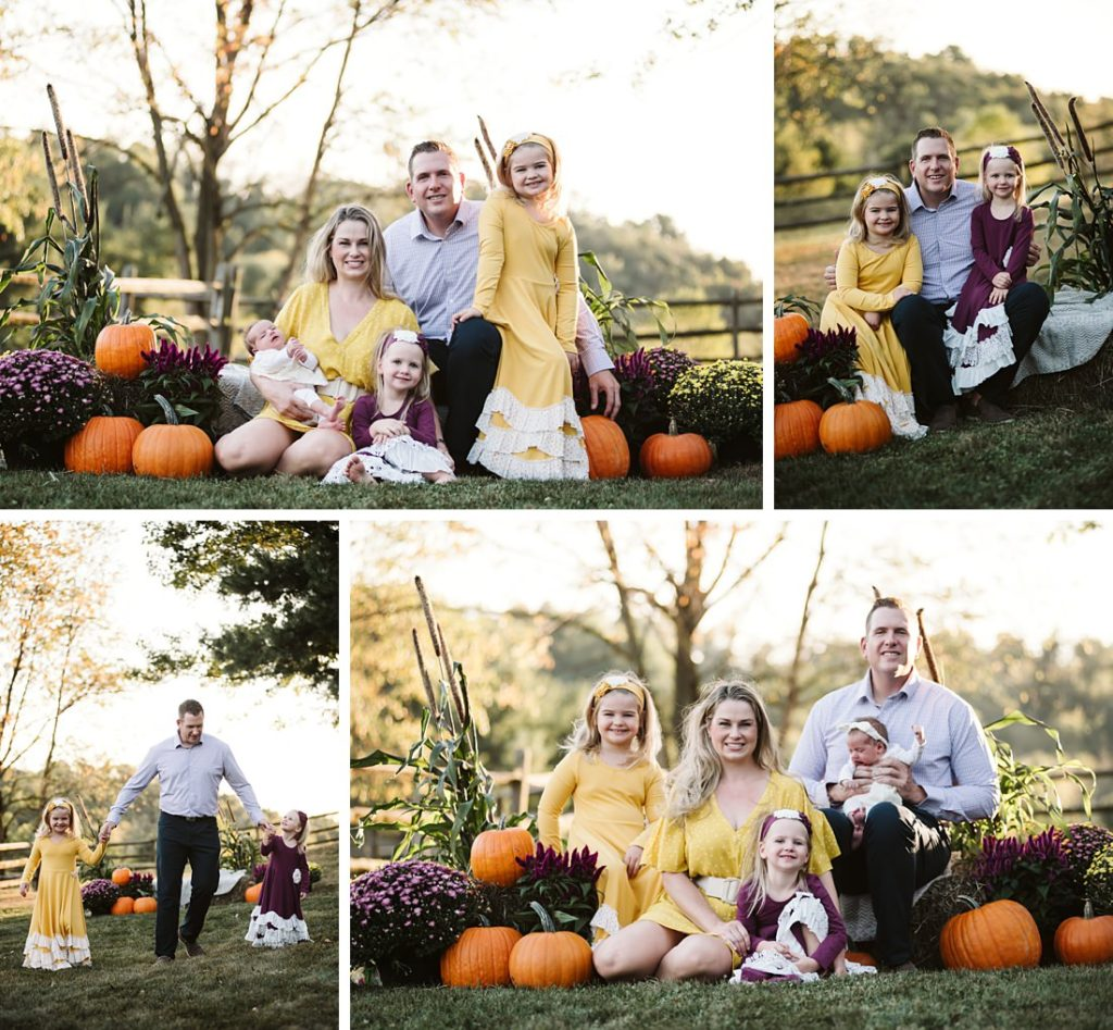 Family portraits by Laura Mares Photography, Pittsburgh Family Photographer.