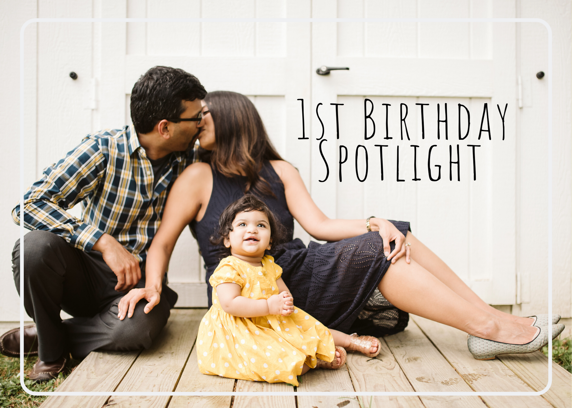 1st Birthday Spotlight – Pittsburgh Family Photographer