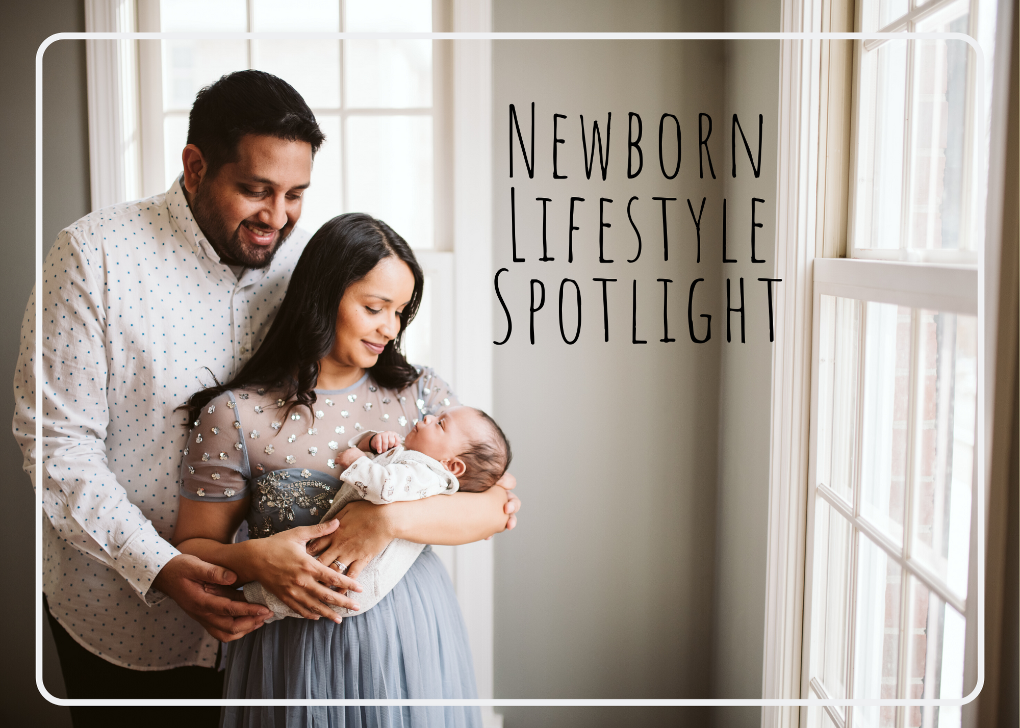 Newborn Lifestyle Session Spotlight – Pittsburgh Photographer