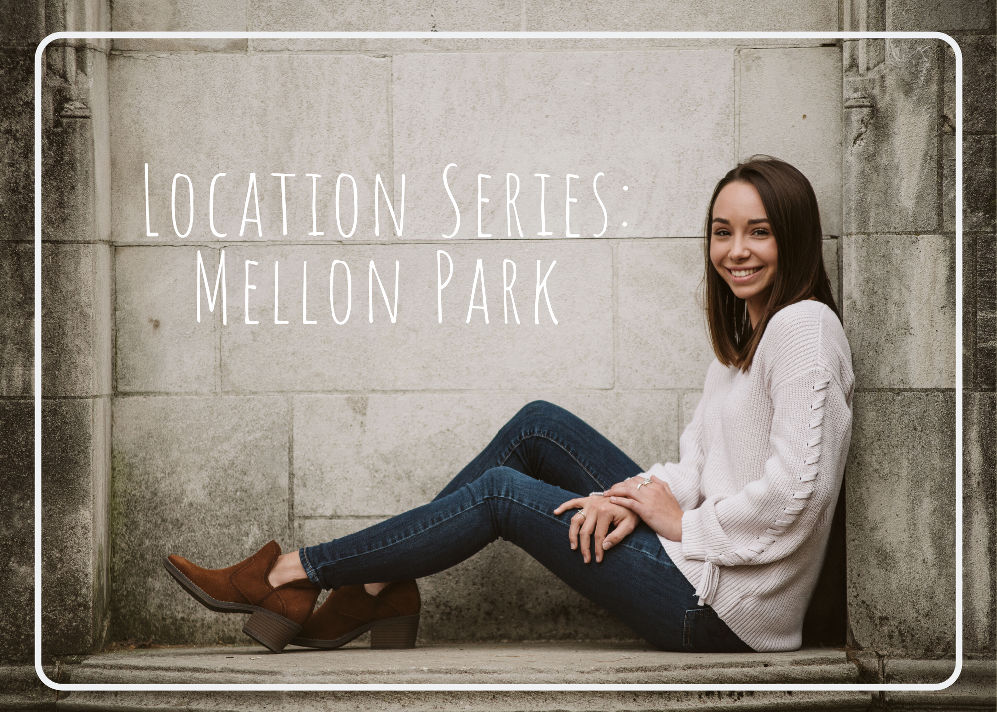 Senior Session Series: Mellon Park