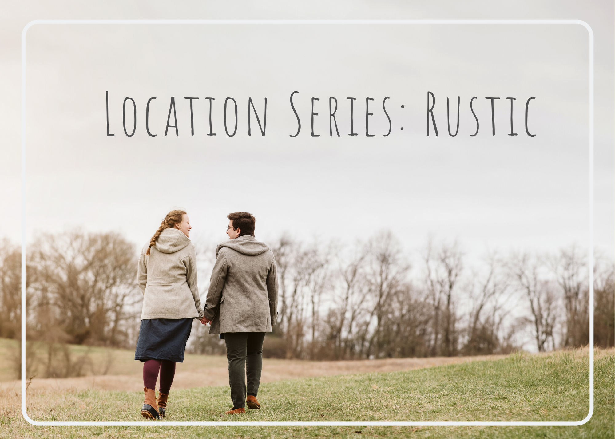 Senior Session Series: Rustic Location
