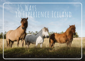Read more about the article 25 Ways to Experience Iceland