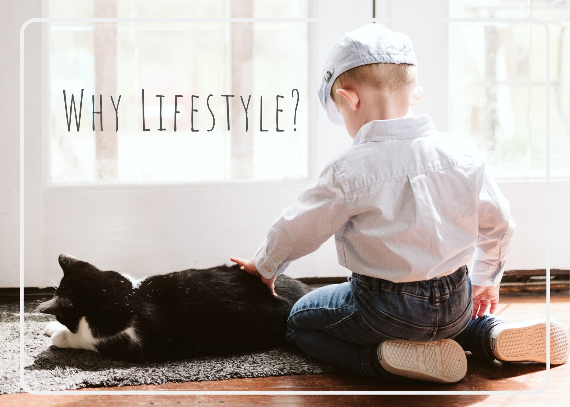 Why In Home Lifestyle Photography?