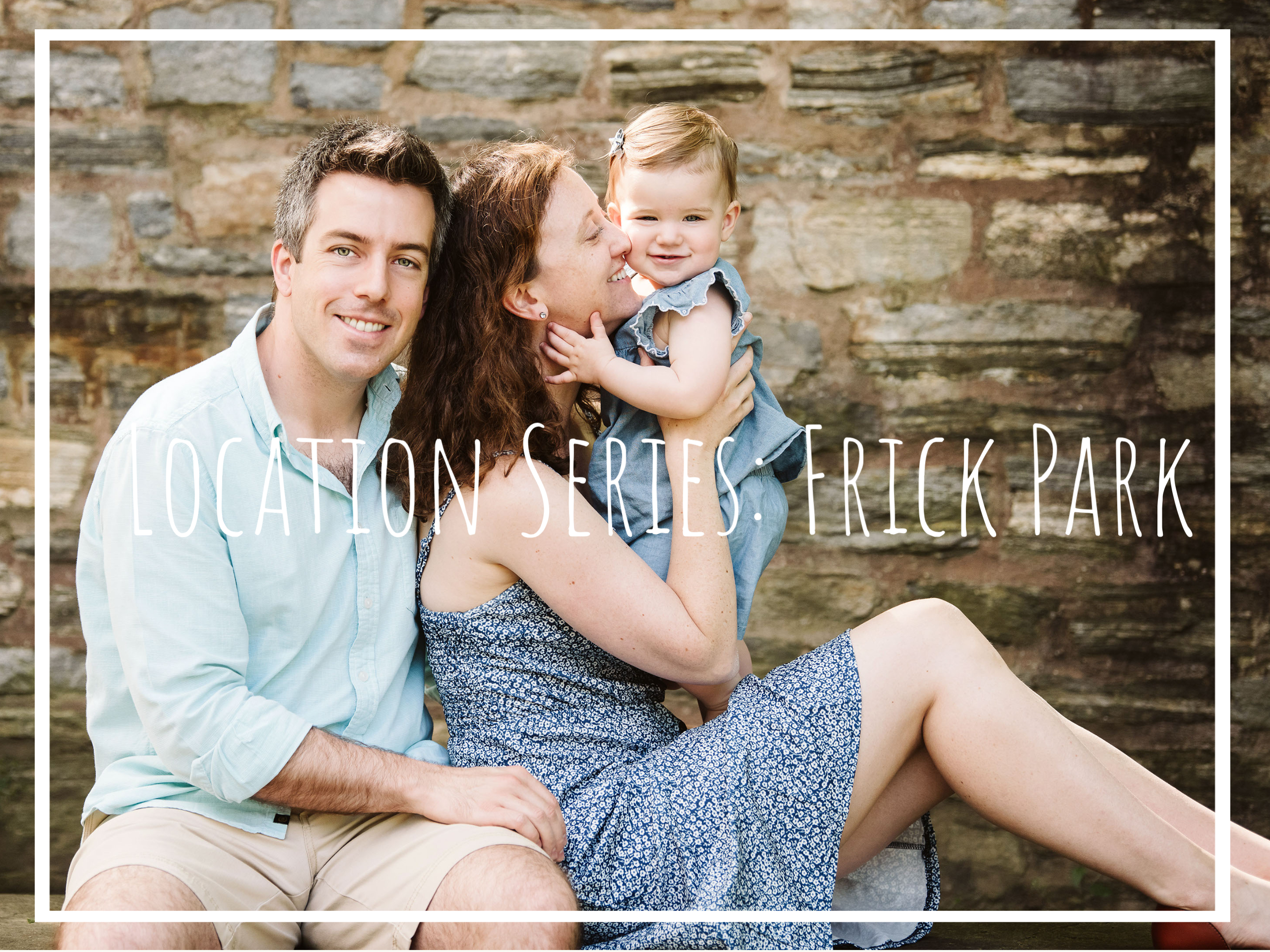 Pittsburgh Portrait Locations – Frick Park in Point Breeze
