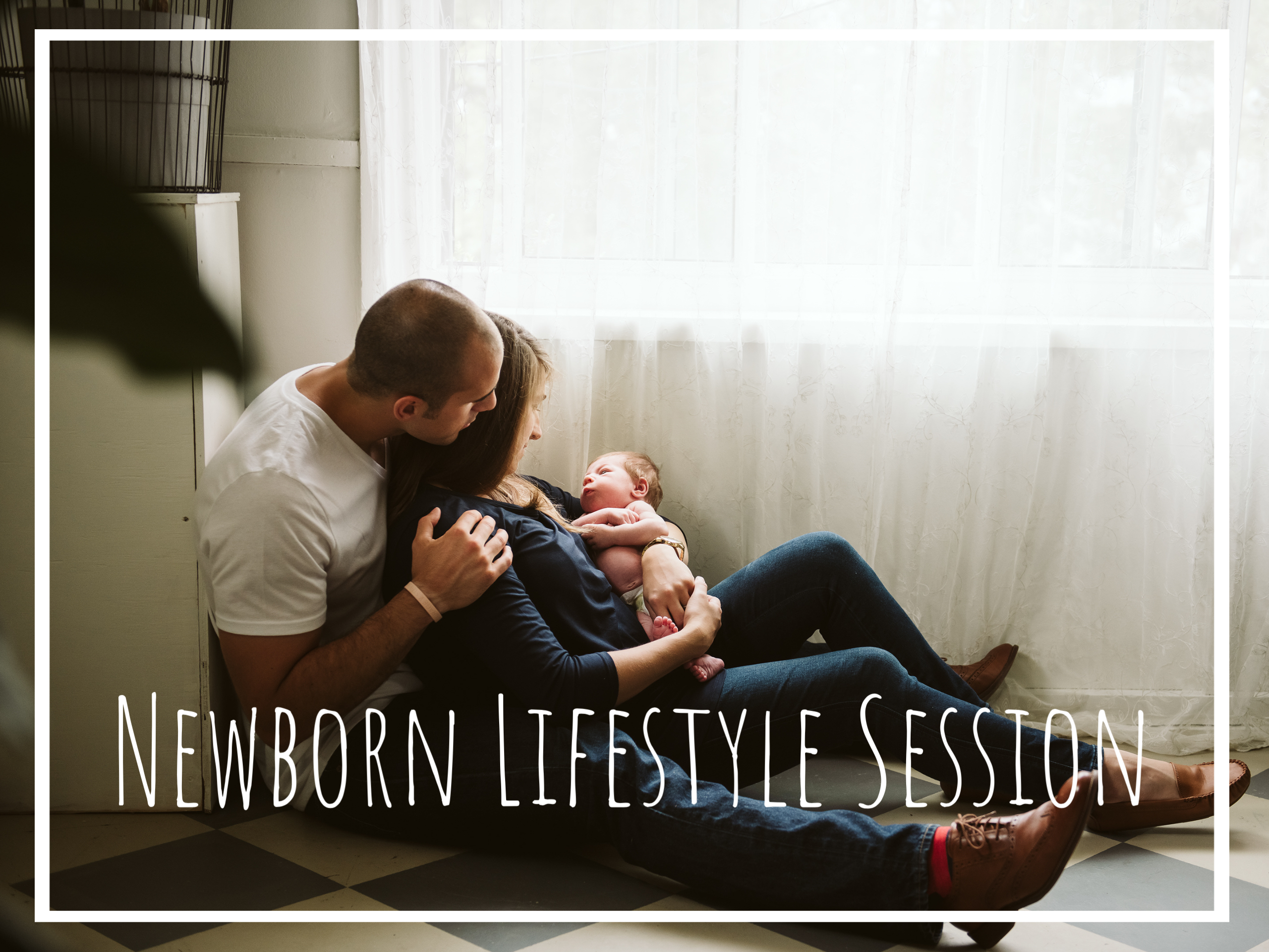 What to Expect at Your Lifestyle Studio Newborn Session!