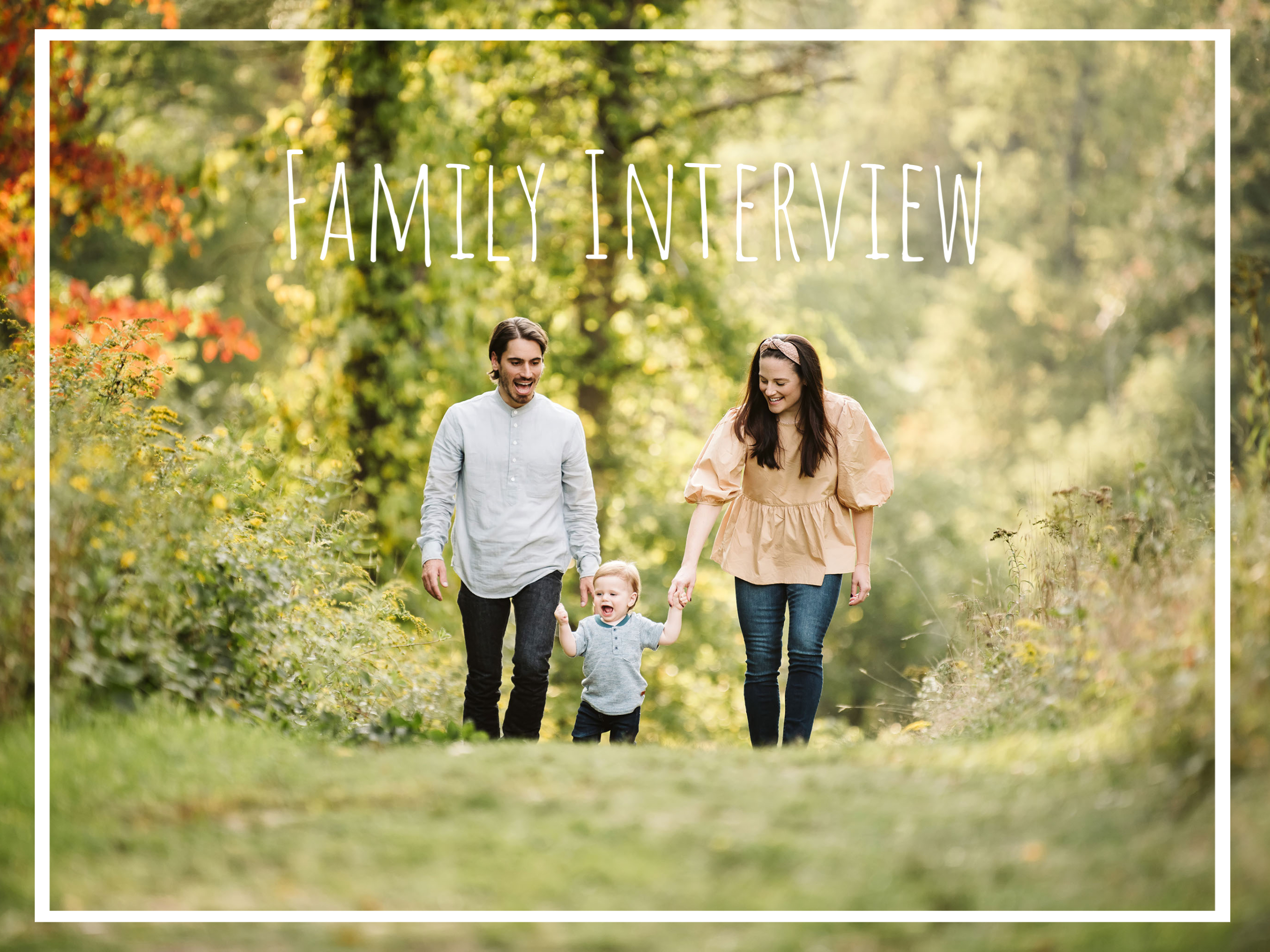 Family Session Interview – Pittsburgh Family Photographer