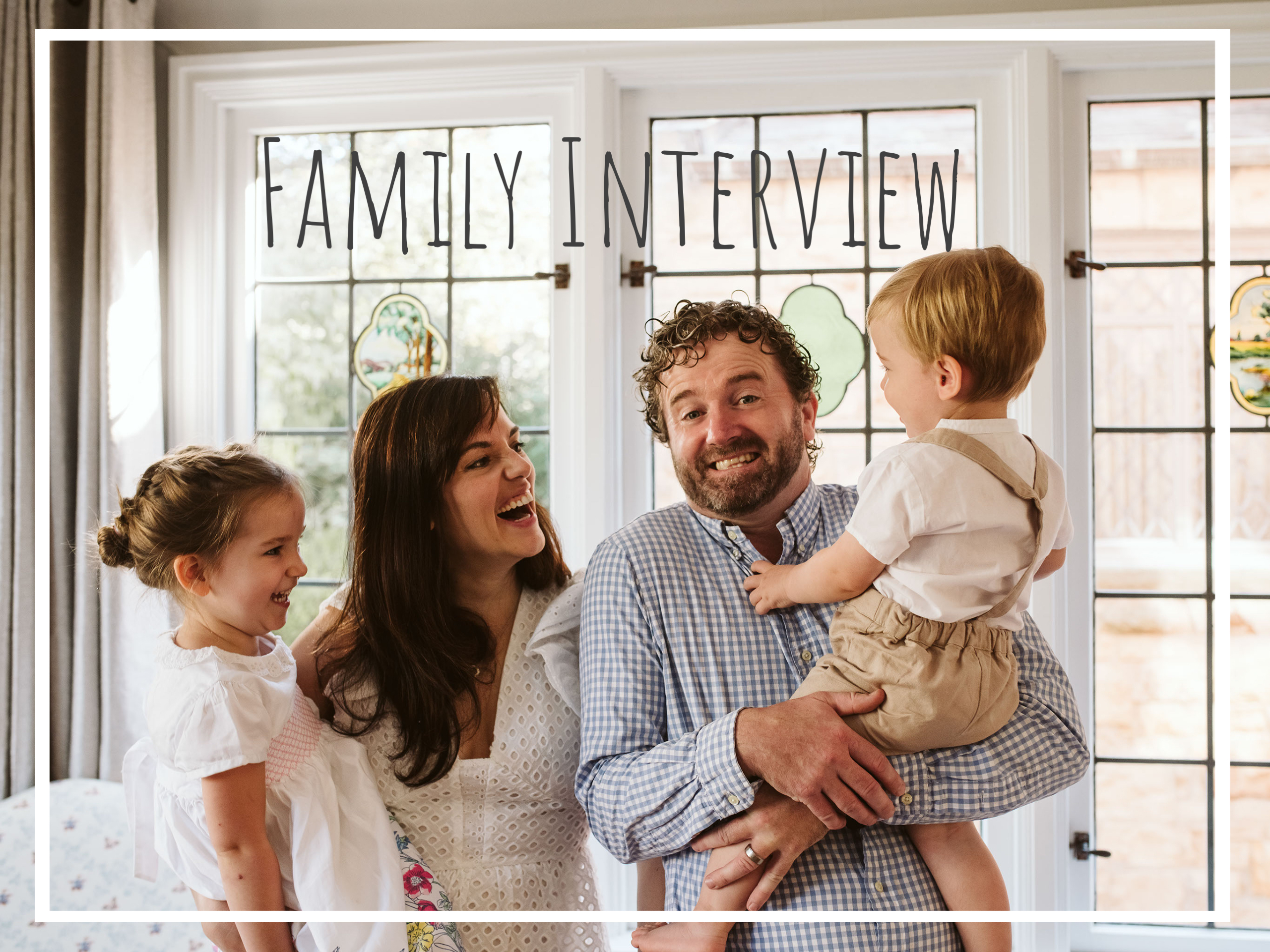 Family Session Interview – Pittsburgh Lifestyle Photographer
