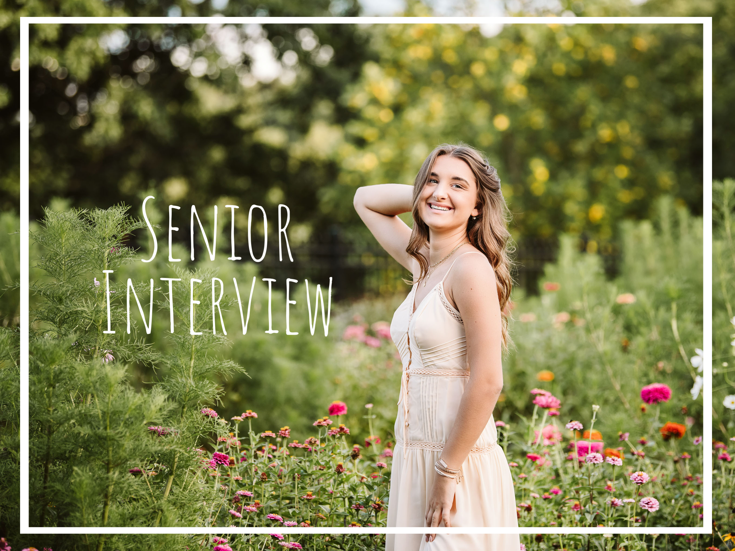 Senior Pictures Interview – Pittsburgh Portrait Photographer