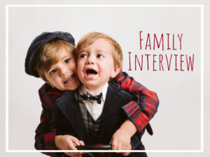 Read more about the article Family Interview | Pittsburgh Child Photographer