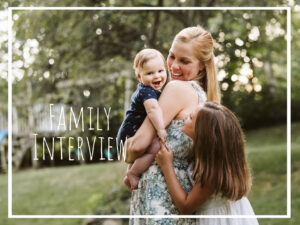 Read more about the article Family Interview   Pittsburgh Lifestyle Photographer