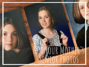 Shocker: Senior Photos Have Evolved Since Your Mom was in High School