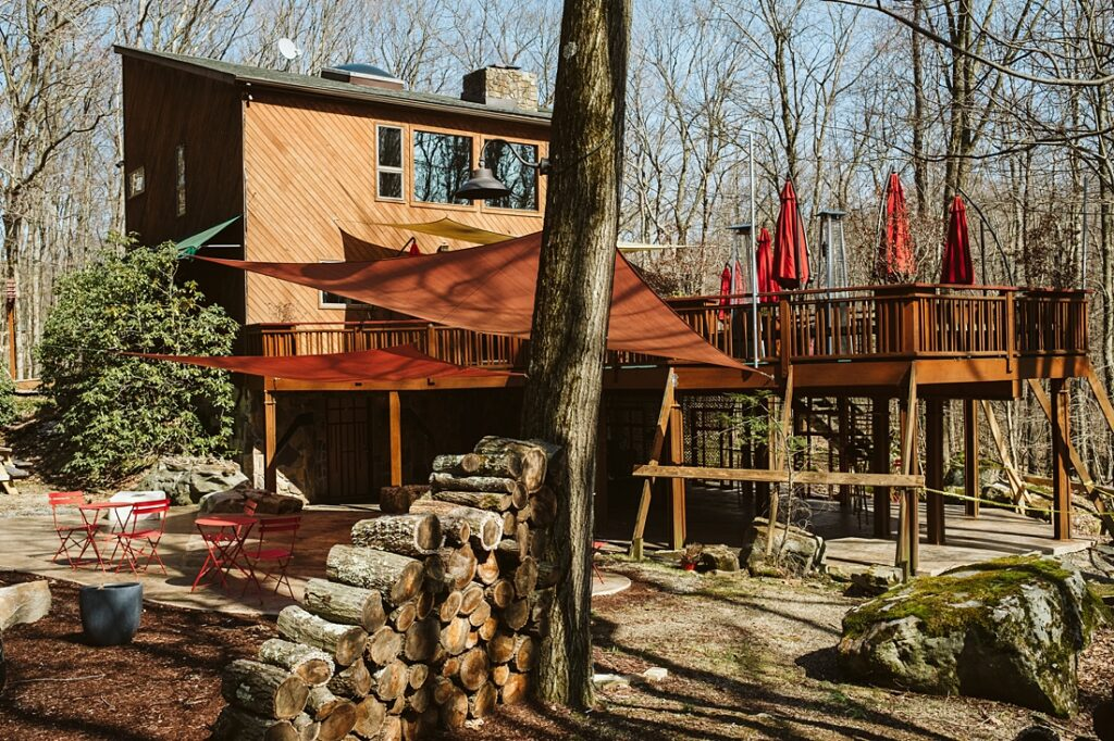 Picture of Treetops Restaurant in the Laurel Highlands near Pittsburgh