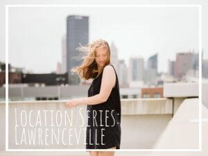 Senior Location Series: Lawrenceville