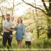 Family Photo Session Location Series: Rustic