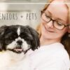 Including Your Pet During a Senior Session
